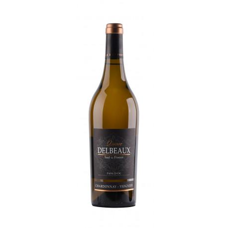 Delbeaux, Pays d'Oc IGP Réserve Chardonnay-Viognier
