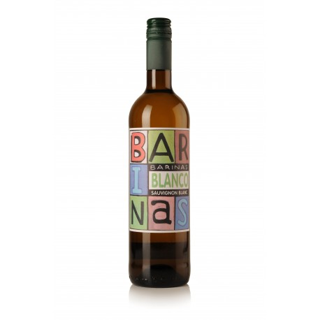 Bodegas Alceno SA Sauvignon Blanc Barinas DOP Jumilla